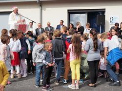 Une école toute neuve à Boëge
