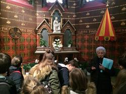 Journée découverte des autres pour les collégiens de  St-Joseph Sallanches