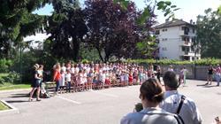 Inaugurations au Collège La Salle de Pringy et a l'école Ste Marie.