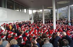 Concert de Noël  à La Chamarette